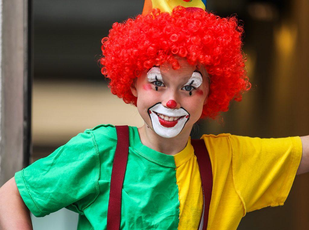 Clown - Plonk